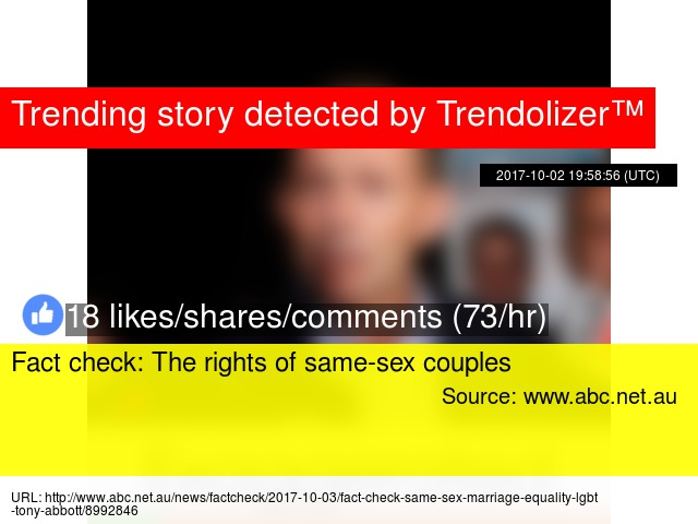 Facts about same sex marriages, anal pregnant video google