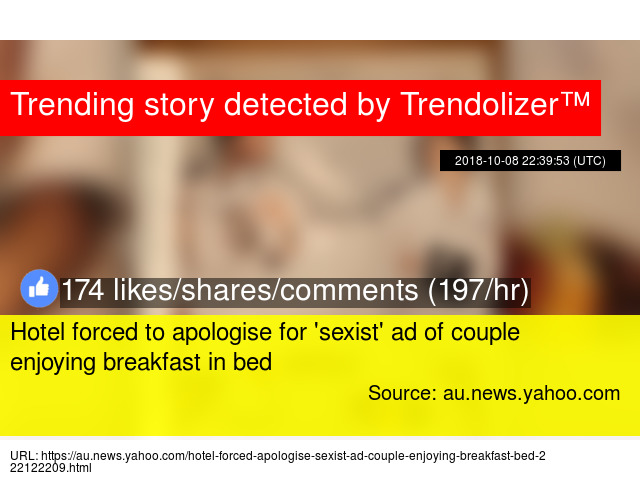 Hotel forced to apologise for '